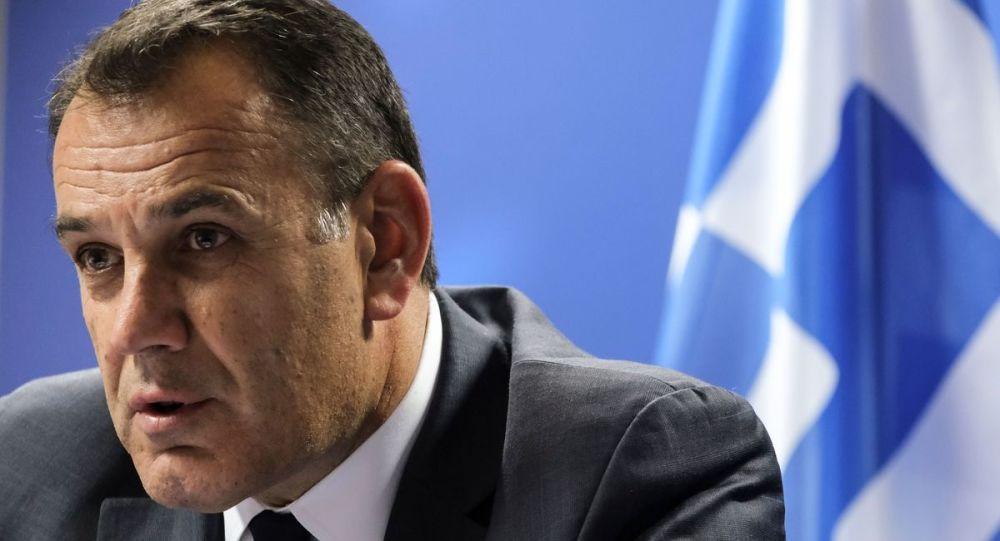"""Ν. Παναγιωτόπουλος: """"Αν οι Τούρκοι υπερβούν τις κόκκινες γραμμές, θα απαντήσουμε και στρατιωτικά.."""""""