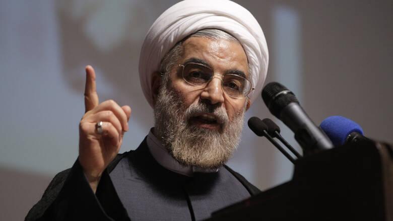 Χασάν Ροχανί προς ΗΠΑ: «Το έθνος του Ιράν μην το απειλείτε ποτέ»