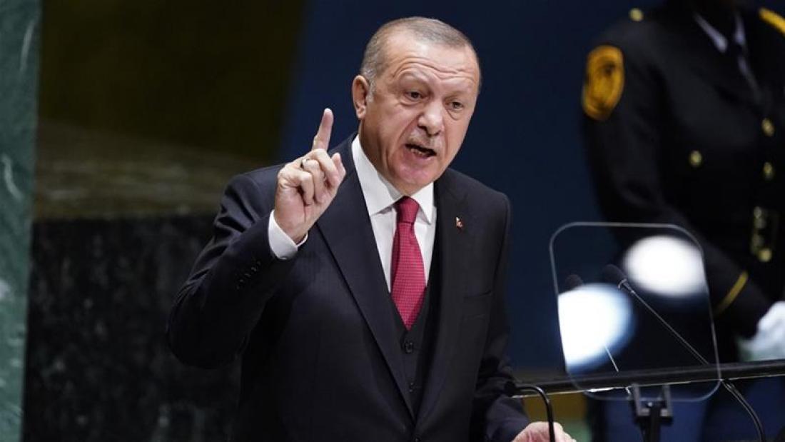 """Ρ.Τ. Ερντογάν: """"Τουρκικά στρατεύματα στη Λιβύη & το Oruc Reis στη Μεσόγειο για έρευνες στη βάση της συμφωνίας μας με την Τρίπολη"""""""