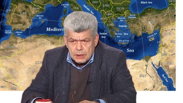 """Ιωάννης Μάζης: """"Τα κρυφά παιχνίδια Ρωσίας-Γερμανίας με """"μπροστινό"""" τον Ερντογάν.."""""""