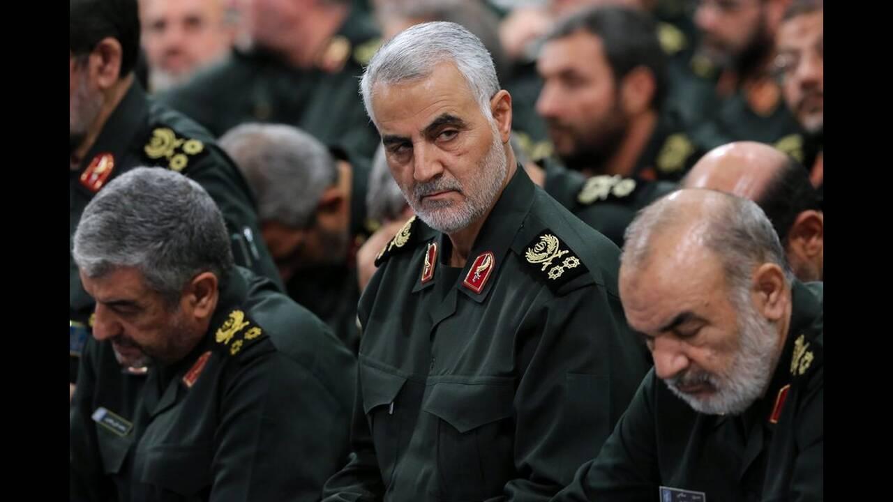 Ιράν προς ΗΠΑ: «Όπως κόψατε το χέρι του Σουλεϊμανί, έτσι θα σας κόψουμε και το πόδι στην Μ. Ανατολή»