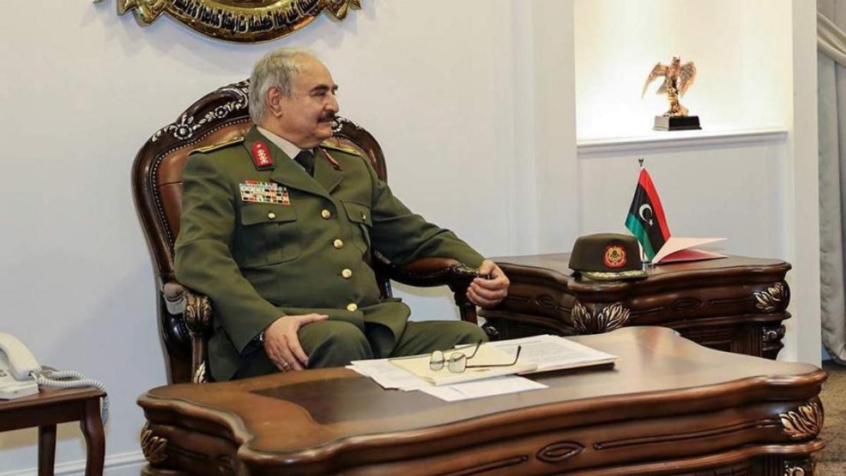 """Ο LNA κλείνει τις κάνουλες εξαγωγής αργού πετρελαίου της Λιβύης-  Κίνηση """"ματ"""" του Χ. Χαφτάρ..;"""