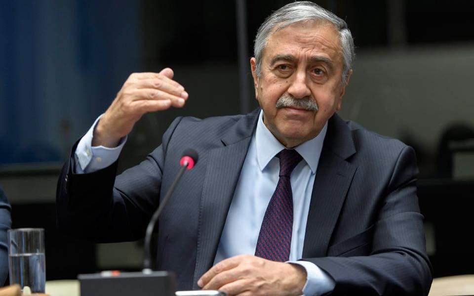 Μουσταφά Ακιντζί: «Πολιτική συμφωνία ο EastMed – Δεν θα συμβάλλει στην διευθέτηση του Κυπριακού»