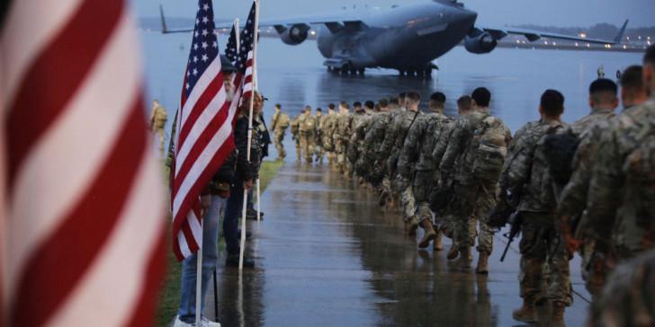 """Ιράκ: """"Να απομακρυνθούν όλες οι ξένες δυνάμεις από τη χώρα – Είμαστε εδώ για το καλό σας"""" λένε οι ΗΠΑ"""