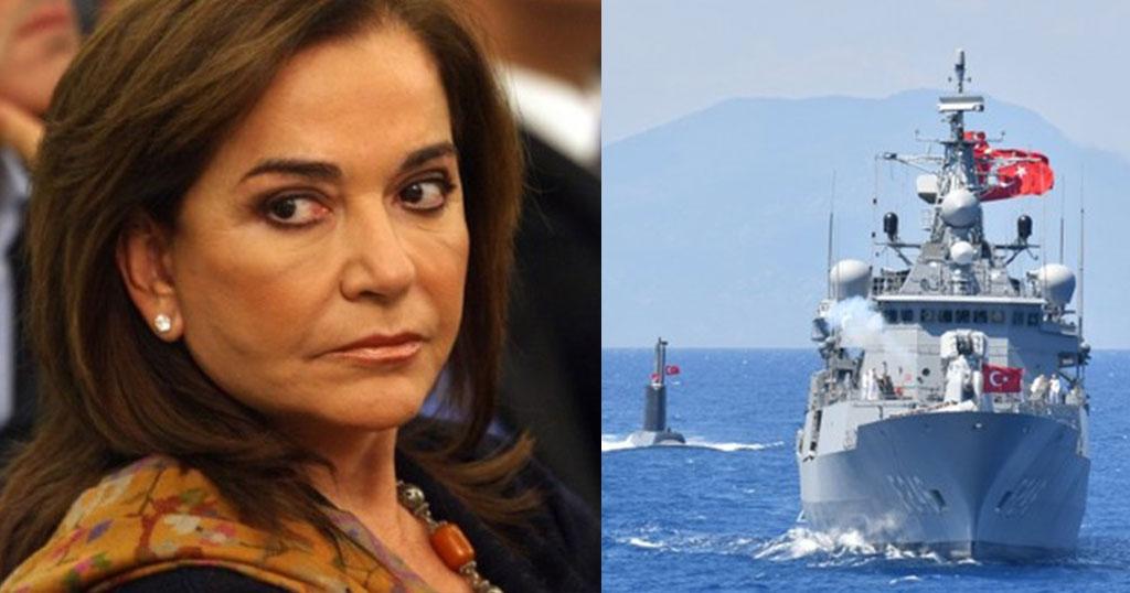 Ντόρα Μπακογιάννη: «Οι Ηνωμένες Πολιτείες γνωρίζουν ότι η Ελλάδα δεν θα διστάσει να απαντήσει, σε περίπτωση καταπάτησης της εθνικής μας κυριαρχίας»