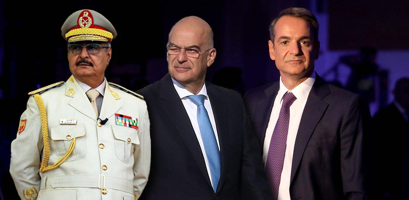 Στην Αθήνα ο Λίβυος ηγέτης Χ. Χαφτάρ για συνάντηση με τον Κ. Μητσοτάκη & Ν. Δένδια