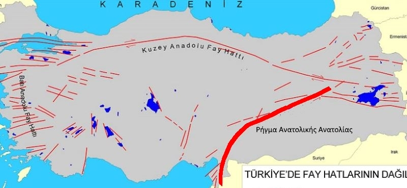 """ΕΚΤΑΚΤΟ: """"Ο εγκέλαδος χτύπησε με 6,8 ρίχτερ την Τουρκία.."""""""