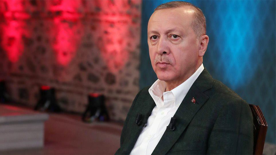 """Ρ.Τ. Ερντογάν: """"Έχουμε ήδη ξεκινήσει την αποστολή στρατευμάτων στη Λιβύη"""""""