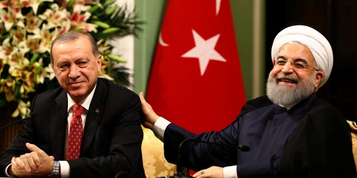 """Πώς το τηλεφώνημα Ιράν-Τουρκίας για τον Κ. Σουλεϊμανί """"ενόχλησε"""" τον Ρ.Τ. Ερντογάν"""