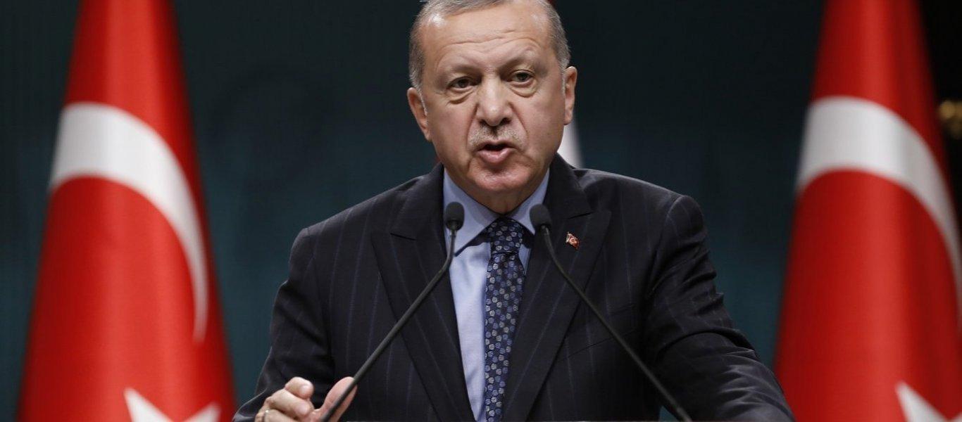 Ρ.Τ. Ερντογάν: «Θα κλείσουμε τα στενά του Βοσπόρου – Δεν ισχύει η Συνθήκη του Μοντρέ για τη Διώρυγα της Κωνσταντινούπολης»