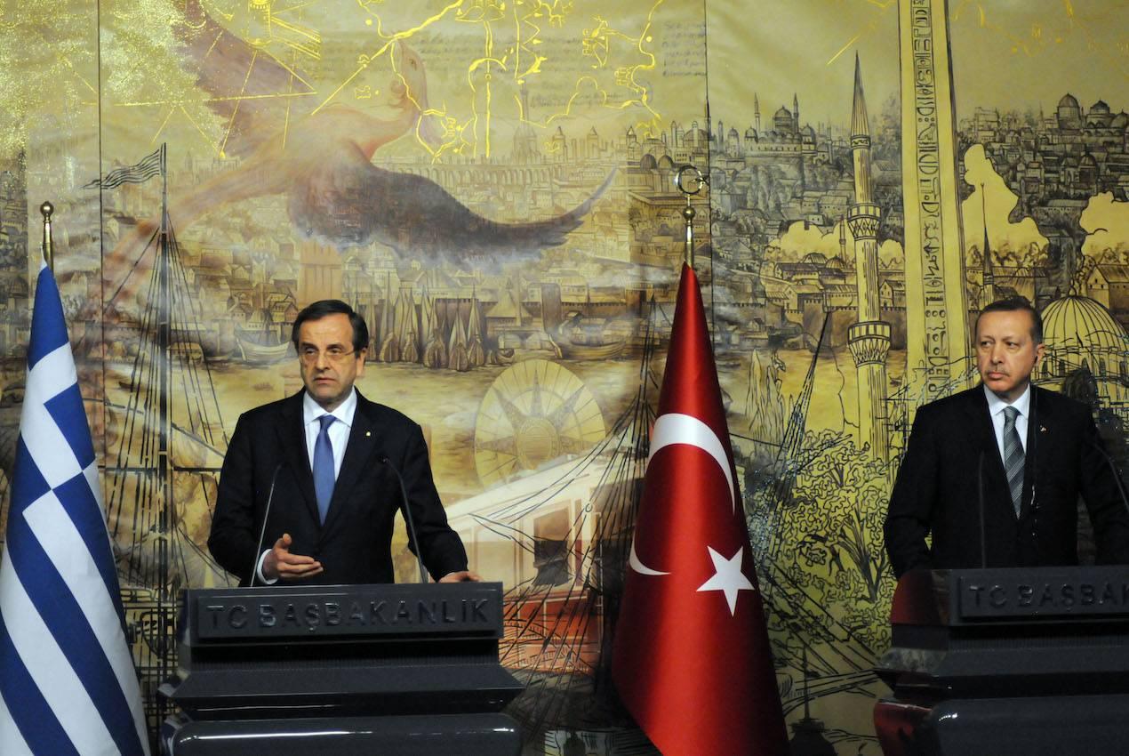 """Αντώνης Σαμαράς: """"Η Χάγη δεν θα κάνει τους Τούρκους λιγότερο επιθετικούς, μάλλον το αντίθετο.."""""""