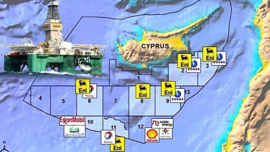 """Η Τουρκία στέλνει το """"Γιαβούζ"""" για γεωτρήσεις στο οικόπεδο 8 της κυπριακής ΑΟΖ, που έχει δοθεί στην TOTAL & ENI"""