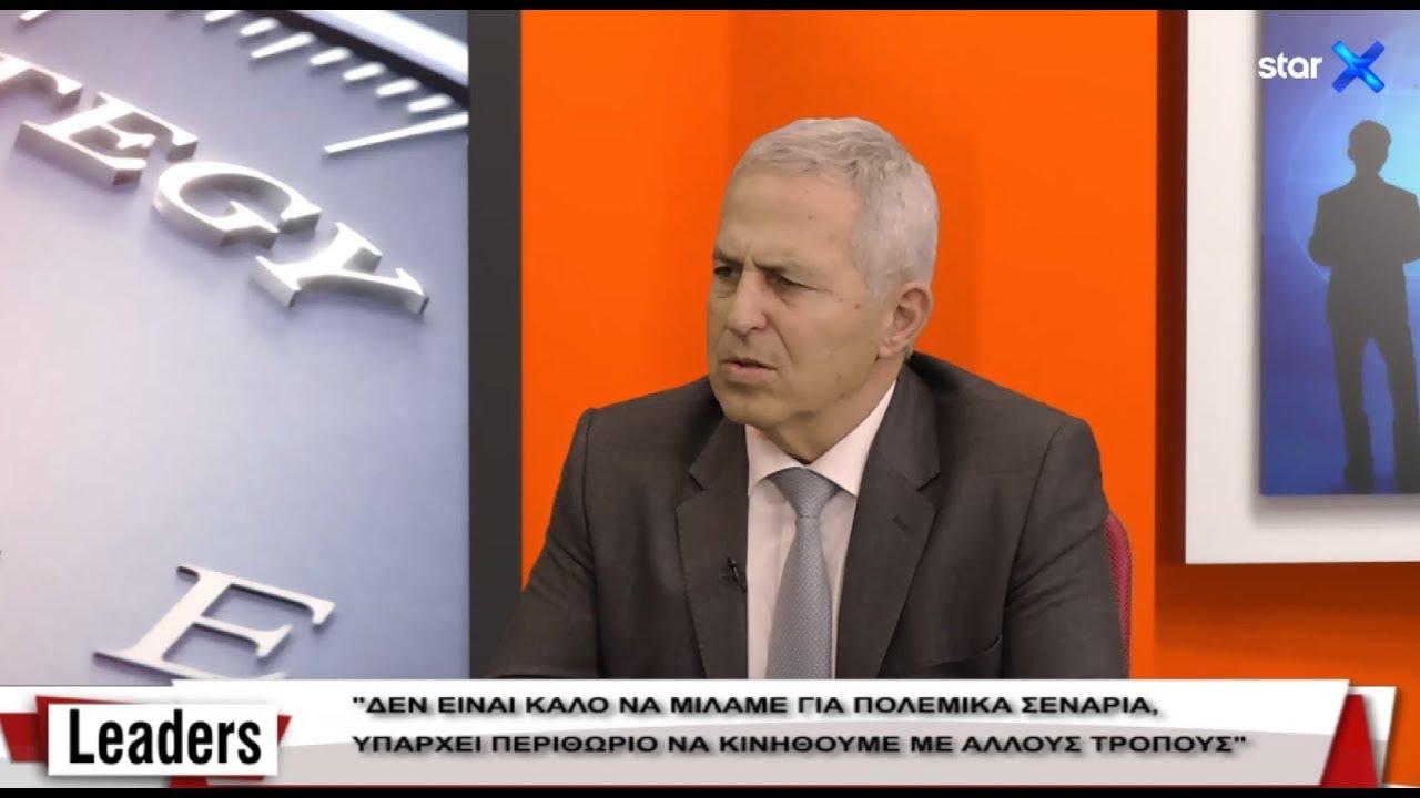 """Ναύαρχος Ευ. Αποστολάκης: """"Πρέπει να  λάβουμε περισσότερα από τις ΗΠΑ.."""" (Vid)"""