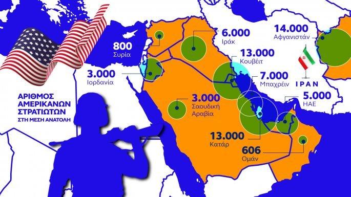 """""""Θέατρο"""" οι πυραυλικές επιθέσεις του Ιράν – Δεν ήθελαν να προκαλέσουν τον Ντ. Τραμπ (Vid)"""