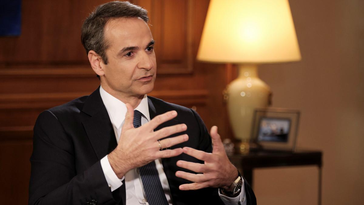 """Κ. Μητσοτάκης: """"Θα ασκήσουμε Βέτο για τη Συμφωνία του Ερντογάν με τη Λιβύη"""""""