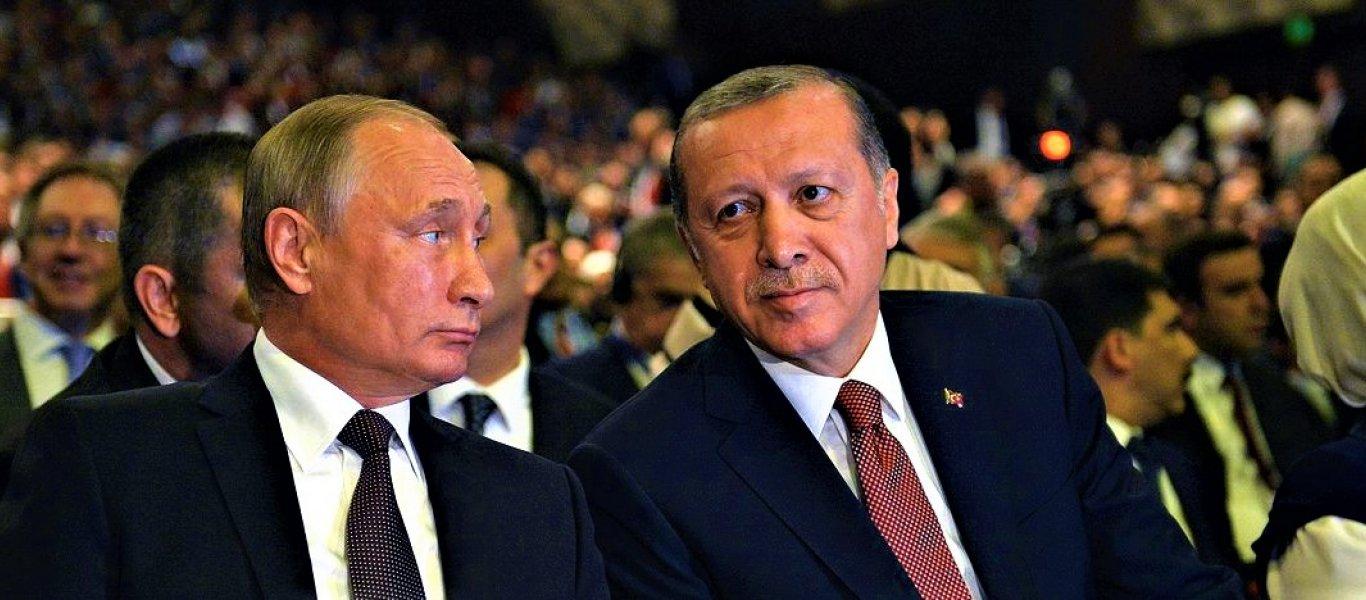 """""""Τα βρήκαν"""" Πούτιν και Ερντογάν για την Λιβύη..; Τί θα μπορούσε να σημαίνει αυτό για τα ελληνικά συμφέροντα;"""