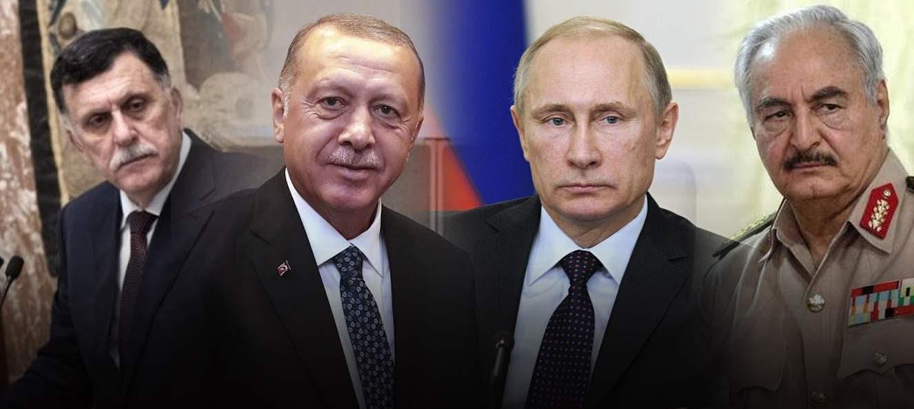 """""""Ο στρατάρχης Χαφτάρ έφυγε από τη Μόσχα. Δεν υπέγραψε τη συμφωνία.."""""""