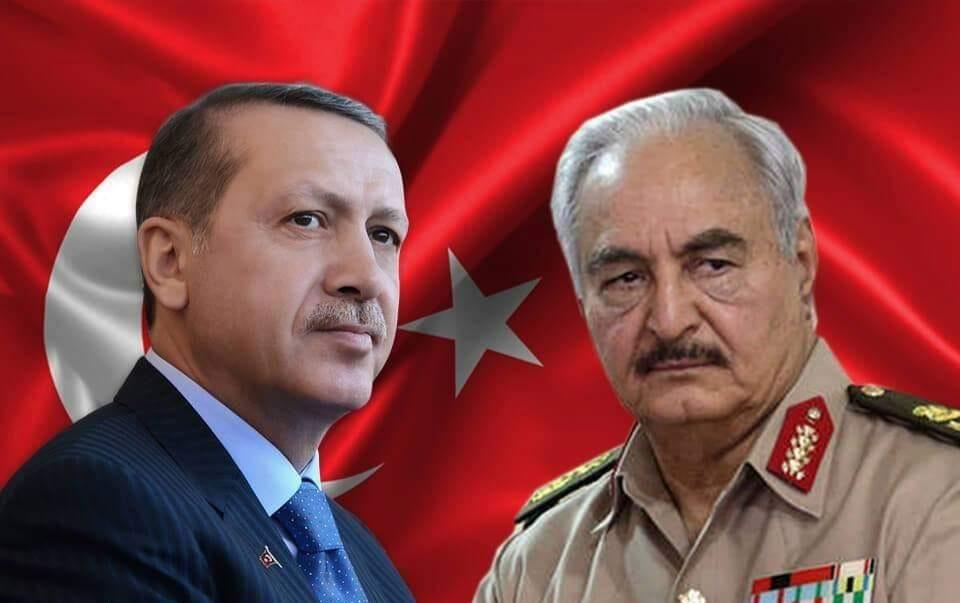 """Τουρκία προς Χαφτάρ: """"Εάν καταληφθεί η Τρίπολη, θα στείλουμε όλες τις δυνάμεις μας.."""""""