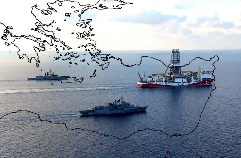"""""""Έτοιμη"""" η Τουρκία να ξεκινήσει γεωτρήσεις στο Καστελόριζο & στην Κρήτη..;"""