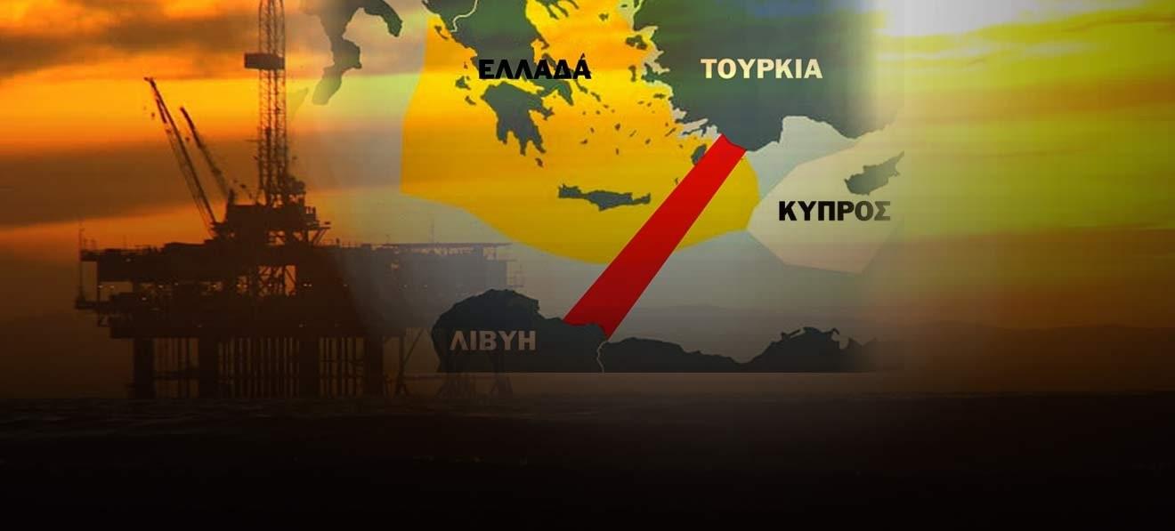 """Γ. Λυκοκάπης:  Πώς η Τουρκία εκμεταλλεύεται το """"γεωπολιτικό τρίγωνο"""" Συρία – Κύπρος – Λιβύη (Vid)"""