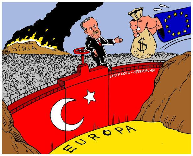 """Άγγελος Συρίγος: Το """"πυρηνικό όπλο"""" της Τουρκίας & η """"Γαλάζια Πατρίδα"""""""