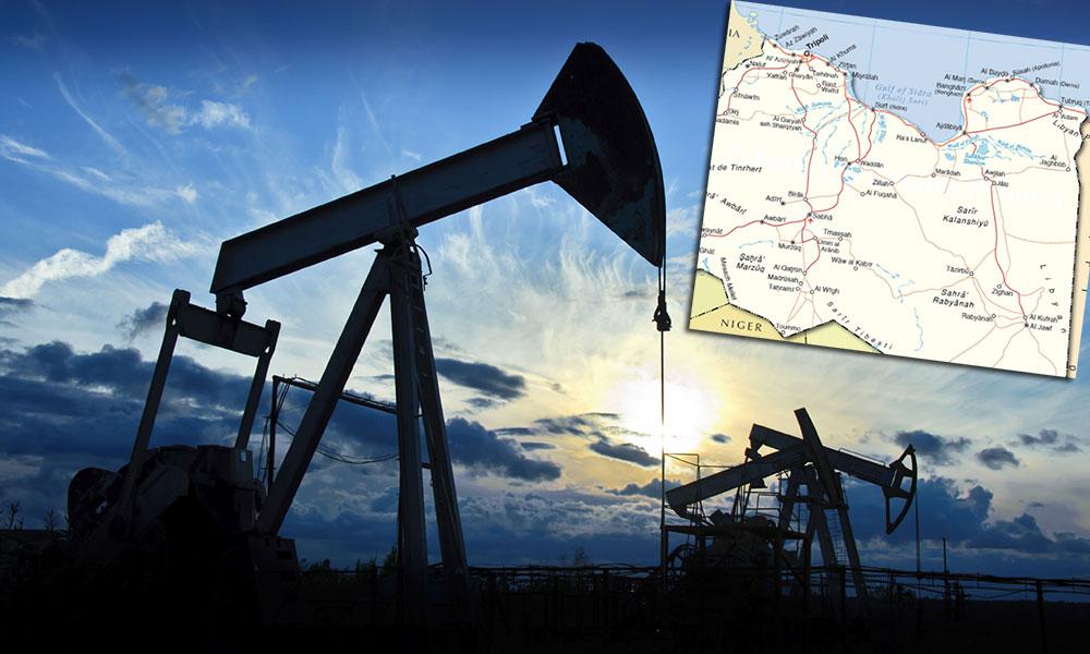 """Το """"μπλόκο"""" στις πετρελαιοπηγές της Λιβύης & οι απώλειες του 1 δισεκατομμυρίου δολαρίων"""