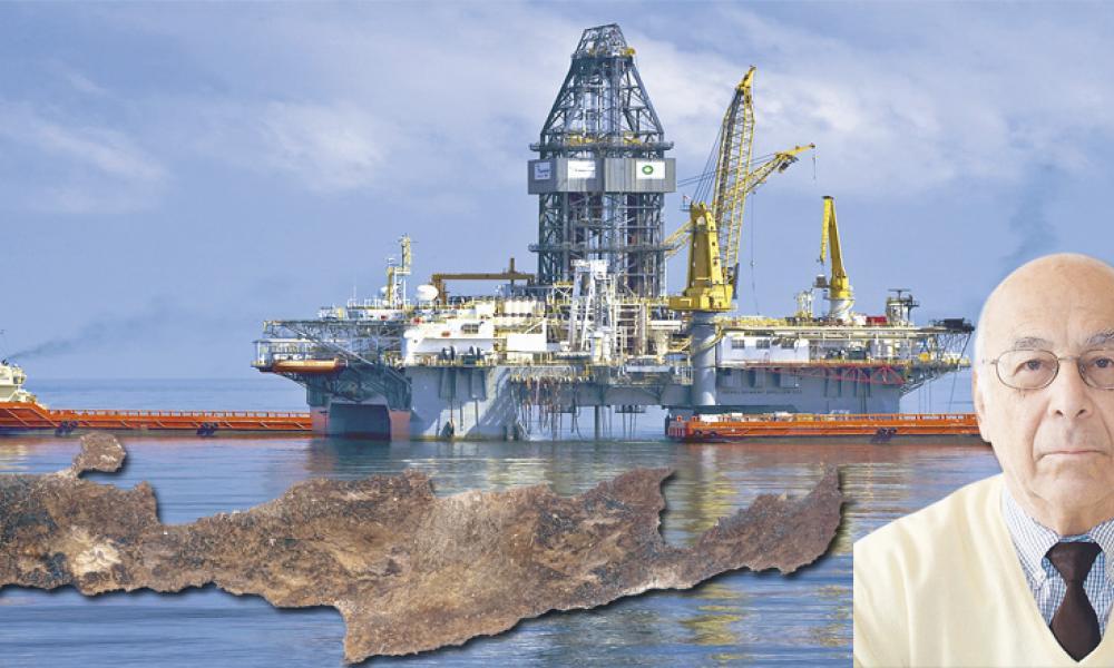 Αντώνης Φώσκολος: Κρήτη & κυπριακή ΑΟΖ στο στόχαστρο της Τουρκίας και των ισχυρών παικτών για τους υδρογονάνθρακες (Vid)
