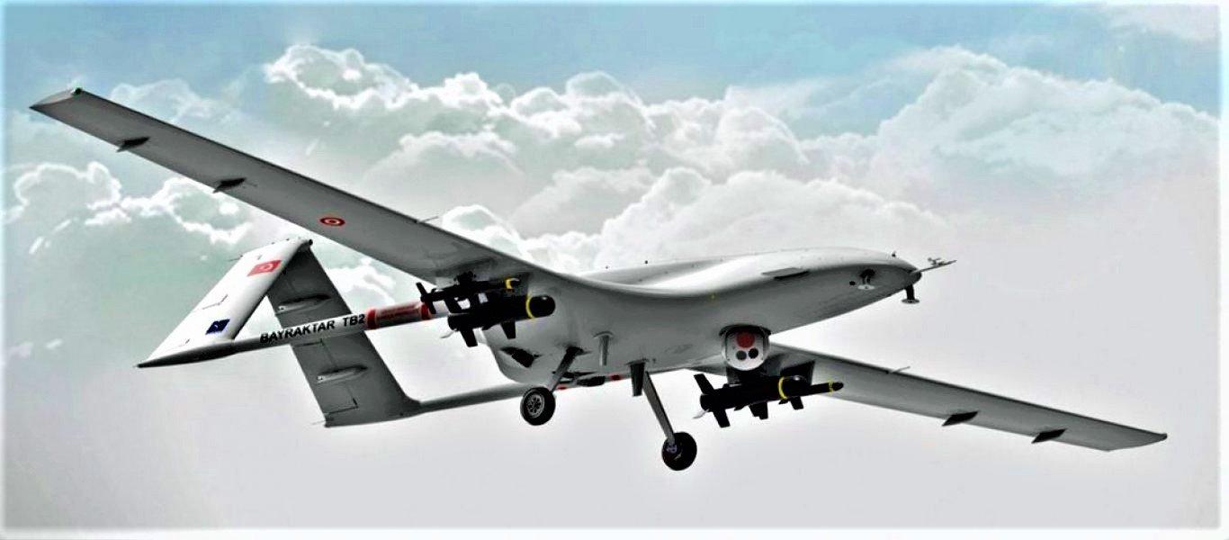 """Κατασκοπευτικό drone από την Τουρκία επιχειρεί να """"καταγράψει"""" την κινητικότητα στην Λέσβο"""