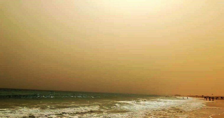 """Σκηνές Αποκάλυψης: Η έρημος Σαχάρα """"έπνιξε"""" τις Κανάριες Νήσους"""