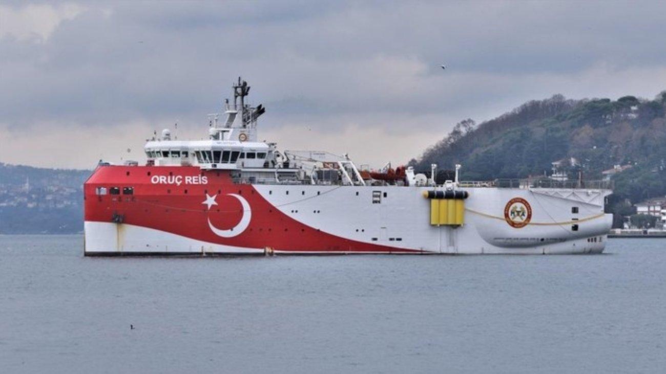 Τί σηματοδοτεί η εμφάνιση του τουρκικού ερευνητικού σκάφους «Oruc Reis» στη Μεσόγειο