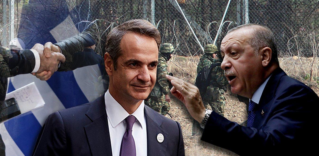 """Κυριάκος Μητσοτάκης: """"Νεκρή η Συμφωνία Ε.Ε. & Τουρκίας για το προσφυγικό.."""" (Vid)"""