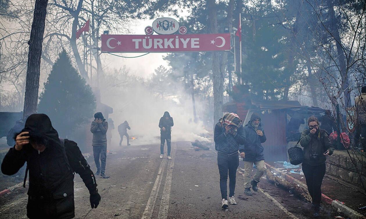"""Στ. Λυγερός: """"Άοπλη εισβολή στην Ελλάδα από τον Έβρο.."""" (Vid)"""