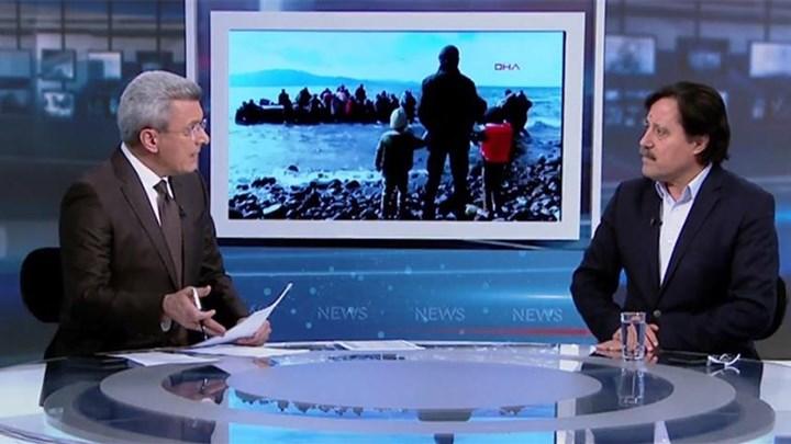 """Σάββας Καλεντερίδης: """"Ο Ερντογάν πηγαίνει από λάθος σε λάθος στη Συρία.."""""""