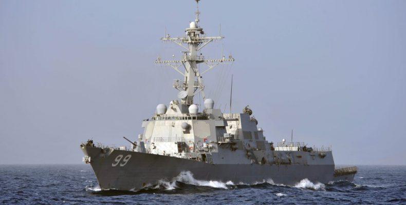 """Εντολή Ντ. Τραμπ στο πολεμικό ναυτικό των ΗΠΑ: """"Πυρ στα πλοία του Ιράν που πλησιάζουν.."""""""