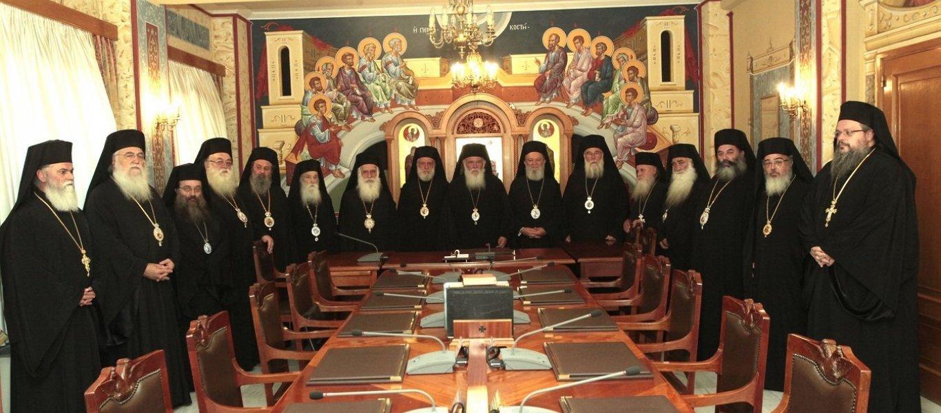 Ν. Σύψας – Πώς θα γίνει το άνοιγμα των εκκλησιών: «Θα κάνουμε υπόκλιση… Δεν θα φιλάμε τις εικόνες»