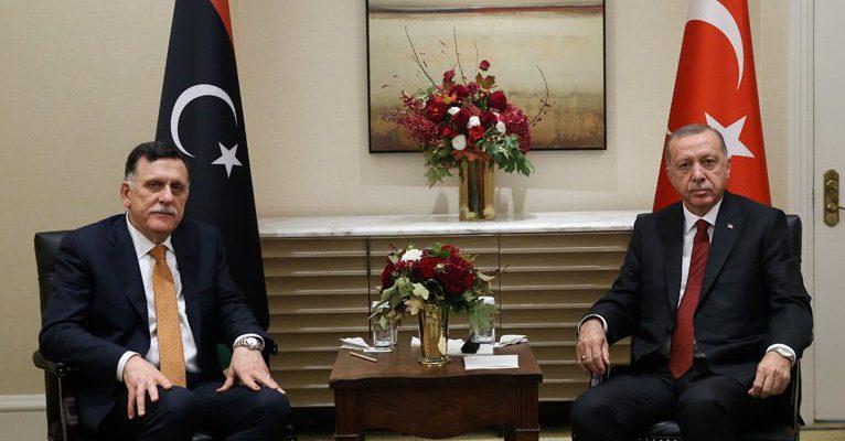 """Άρνηση του Φ. Σάρατζ στην ευρωπαϊκή Επιχείρηση Παρακολούθησης """"Ειρήνη"""" στη Λιβύη"""