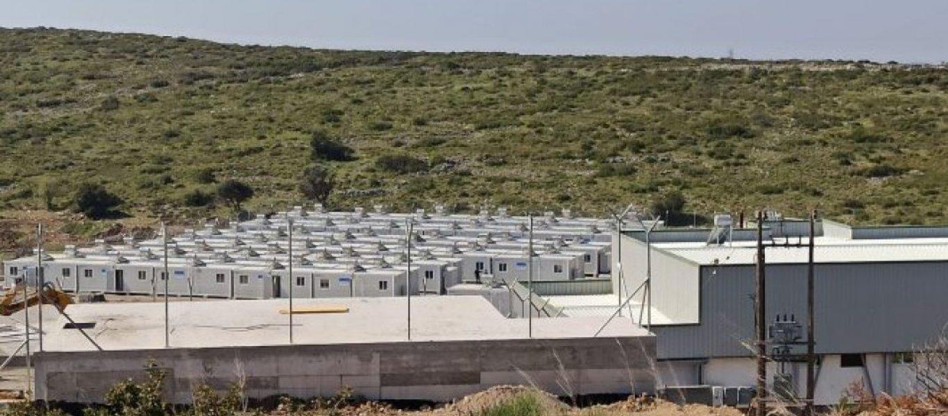 """Νέο κέντρο για τους λαθρομετανάστες στη Σάμο με τη """"βούλα"""" της Τουρκίας"""