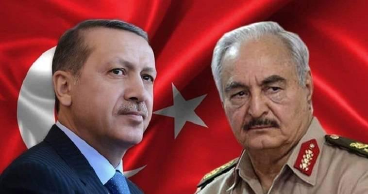 Ο Ρ.Τ. Ερντογάν συνεχίζει ανενόχλητα τον εφοδιασμό της κυβέρνησης της Τρίπολης μέσω τουρκικών πλοίων, πλέοντας σε Αιγαίο & Κρητικό πέλαγος