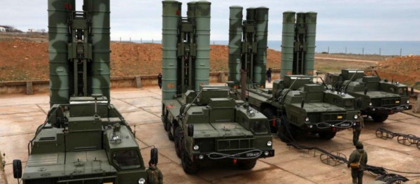 """Ο Κορωναϊός """"φρενάρει"""" τα σχέδια του Ερντογάν για ενεργοποίηση των ρωσικών S-400..;"""