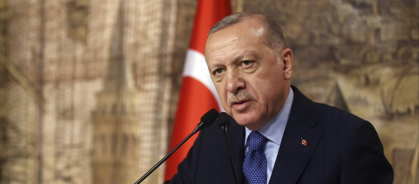 """Ρ.Τ. Ερντογάν: """"Θα γίνουμε υπερδύναμη το 2023.."""" (Vid)"""