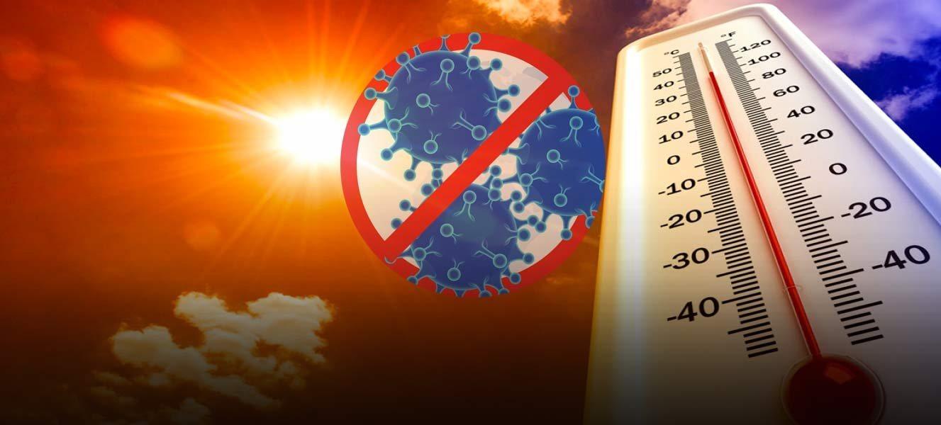 Νέα αμερικανική έρευνα: Ζέστη & Ήλιος σκοτώνουν τον κορωναϊό..;