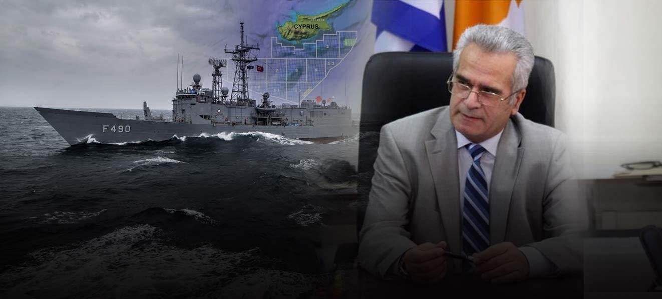 """Α. Πενταράς: """"Η Τουρκία θα παίζει """"εν ου παικτοίς"""" για 2 έτη στην κυπριακή ΑΟΖ.."""""""