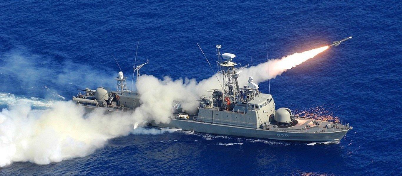 «Με το δάχτυλο στη σκανδάλη» ο ελληνικός Στόλος και η Πολεμική Αεροπορία ενόψει των τουρκικών ερευνών εντός ελληνικής υφαλοκρηπίδας