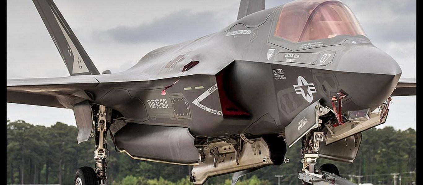"""Πανηγυρισμοί στον τουρκικό τύπο: """"Όσοι πάρουν τα F-35 θα κλαίνε τα λεφτά τους.."""""""