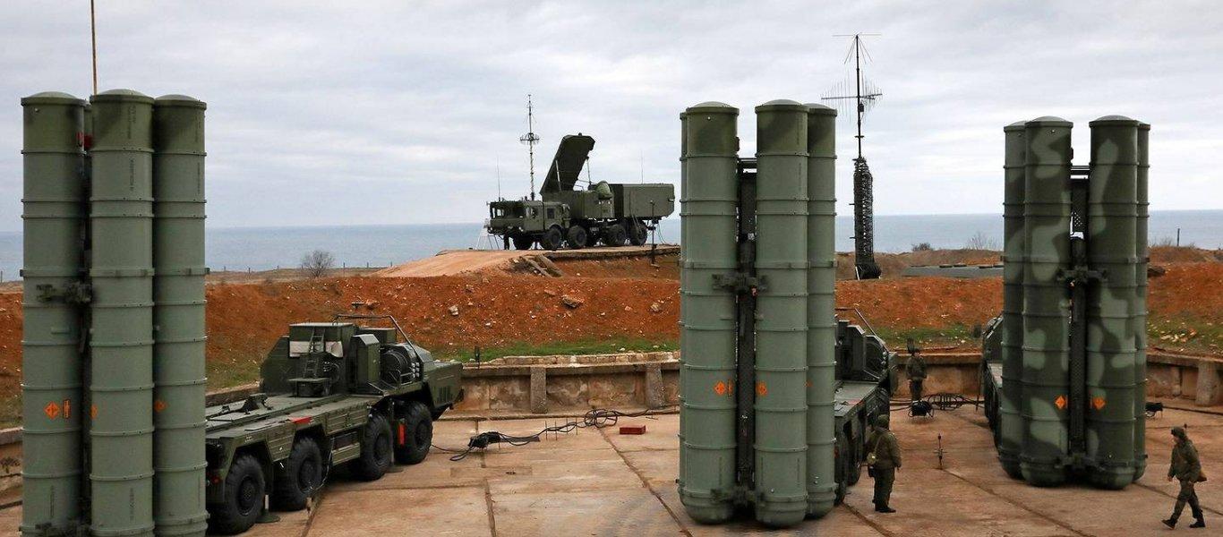 Η Άγκυρα «αδειάζει» τη Μαύρη Θάλασσα για την βολή αποδοχής των S-400