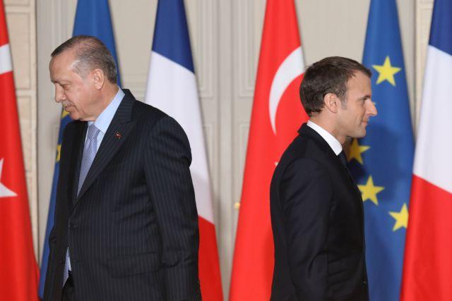 """Γαλλία: """"Απαράδεκτη η συμπεριφορά της Τουρκίας στο Ναγκόρνο Καραμπάχ.."""""""