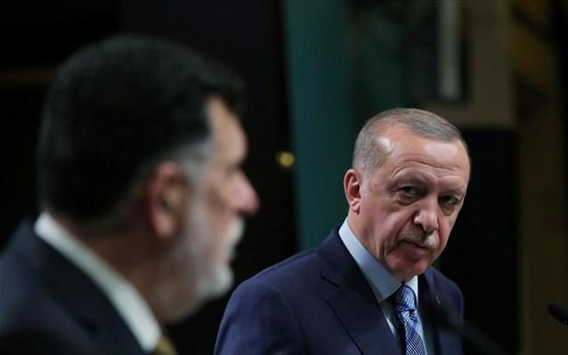 Ο Ερντογάν προετοιμάζει διχοτόμηση της Λιβύης; – Ραγδαίες εξελίξεις