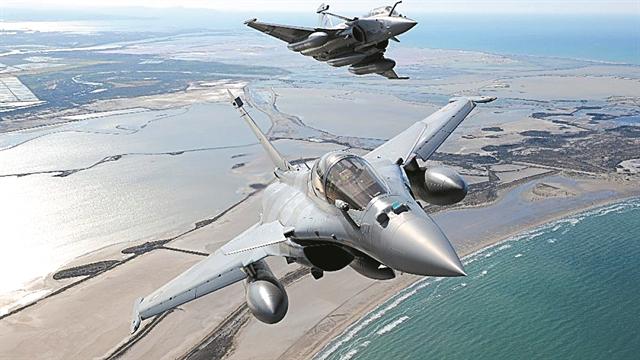 Αλλάζουν οι ισορροπίες στο Αιγαίο με την απόκτηση rafale, UAV heron & αμερικανικών φρεγατών MMSC