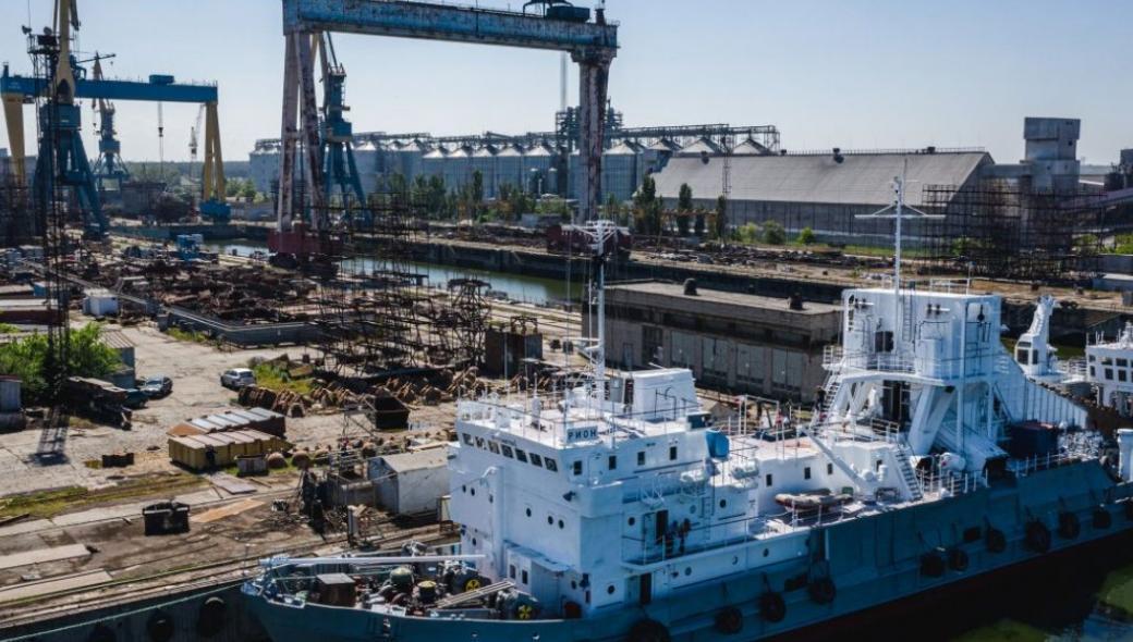 Ουκρανικά ναυπηγεία θα κατασκευάσουν τις τουρκικής σχεδίασης κορβέτες