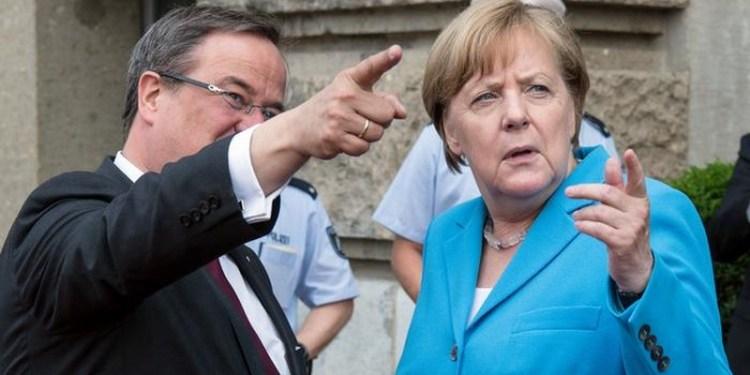 """Αυτός είναι ο διάδοχος της Μέρκελ: Έχει το προσωνύμιο ο """"Τούρκος Αρμίν"""""""
